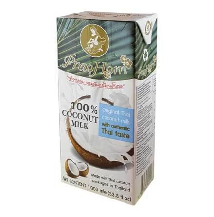 Coconut Milk 1 liter Prao Hom