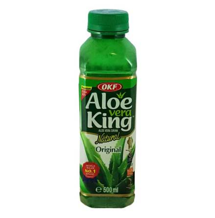 Aloe Vera Drink Original 500ml OKF