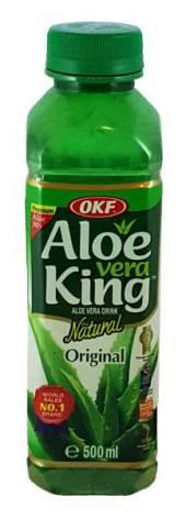 Aloe Vera Drink Original 500ml OKF