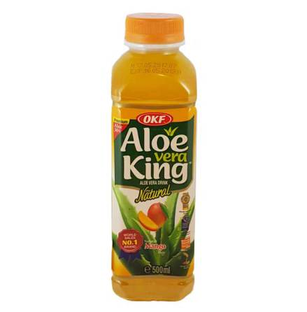 Aloe Vera Drink Mango 500ml OKF