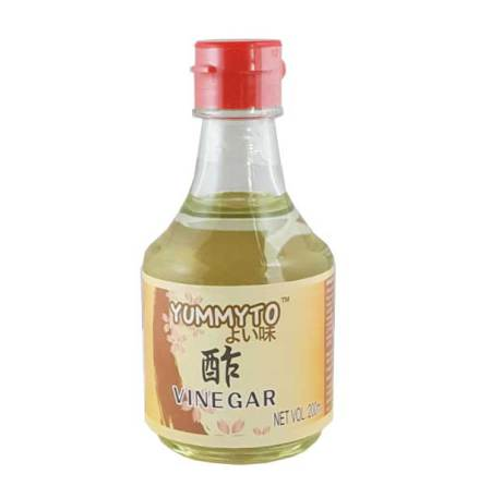 Vinegar 200ml Yummyto