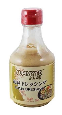 Goma Dressing 200ml Yummyto