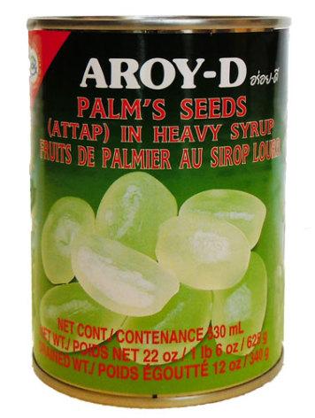 Palm Seed Attap Aroy-D 625 g