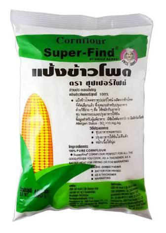 Corn Flour 400g Uncle Barns