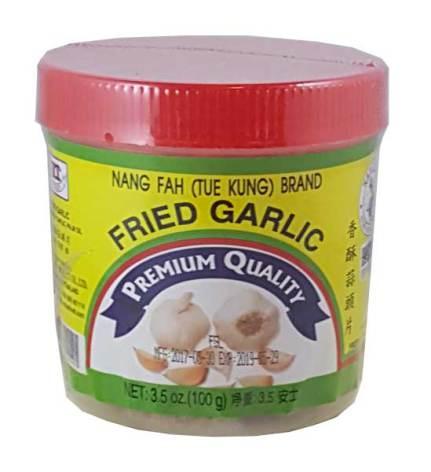 Fried Garlic Nang Fah
