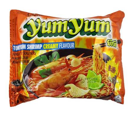 Yum Yum Shrimp Creamy
