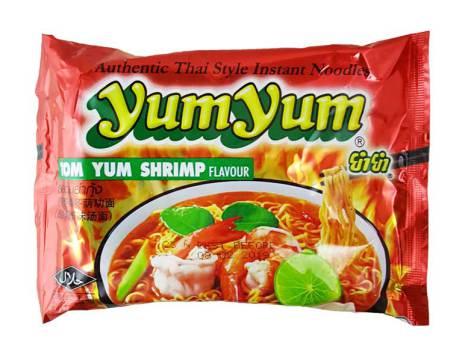 Yum Yum Tom Yum Shrimp