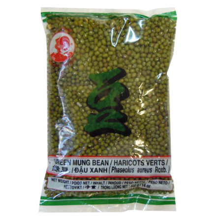 Green Mung Bean/Haricots Verts