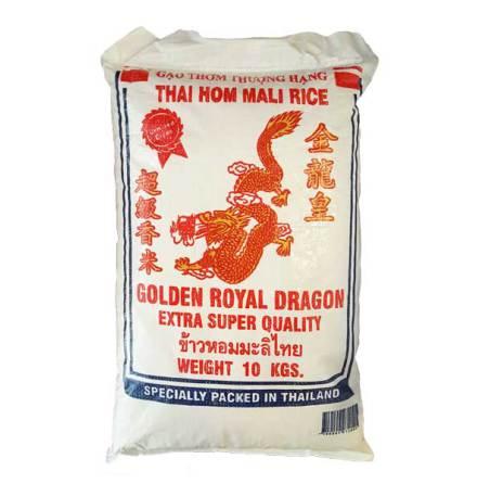 Jasmine Rice Golden Royal Dragon