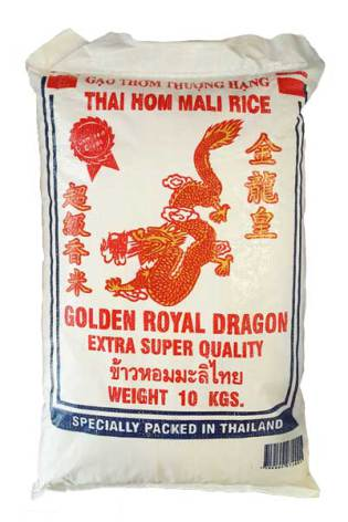 Jasmine Rice Golden Royal Dragon