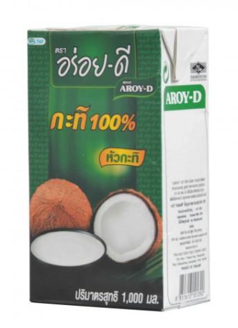 Coconut Milk 1 liter Aroy-D