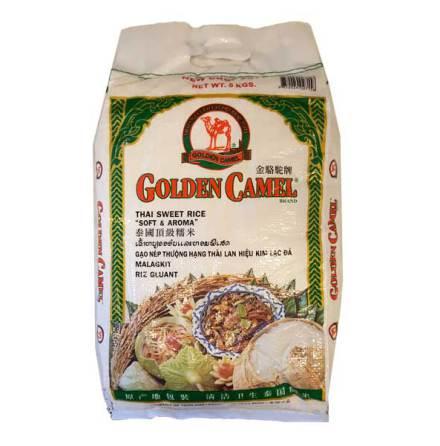 Glutinous Rice Golden Camel