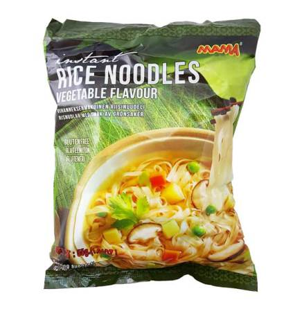Mama Rice Noodles Vegetable 55g
