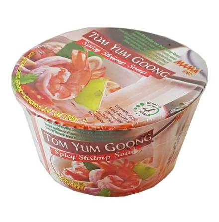 Mama Bowl Rice Noodles Tom Yum Goong 70g