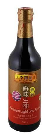 Premium Light Soy Sauce 500 ml LKK