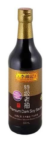 Premium Dark Soy Sauce 500 ml LKK