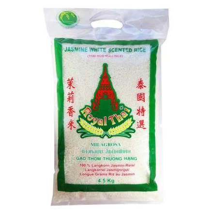 Jasmine Rice Royal Thai
