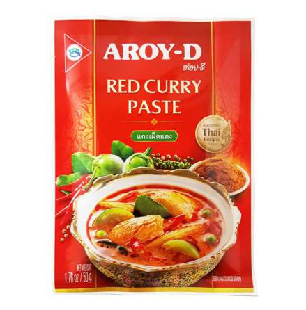 Red Curry Paste 50 g Aroy-D