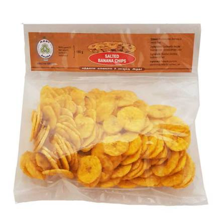 Salted Banana Chips 150g Amutha