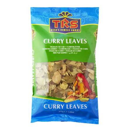 Dried Curry Leaves 30g TRS
