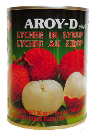 Lychee in syrup 565 g Aroy-D