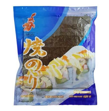 Yaki Sushi Nori 125g Kinryu