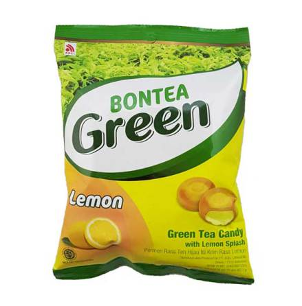 Green Tea Lemon Candy 135g Bontea