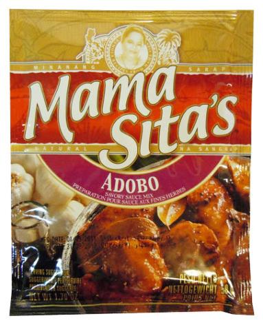 Adobo Mix 50 g Mama Sita's