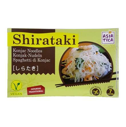 Shirataki Konjac Spaghetti 200 g Asia-Tica