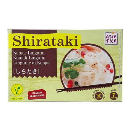 Shirataki Konjac Linguini 200 g Asia-Tica