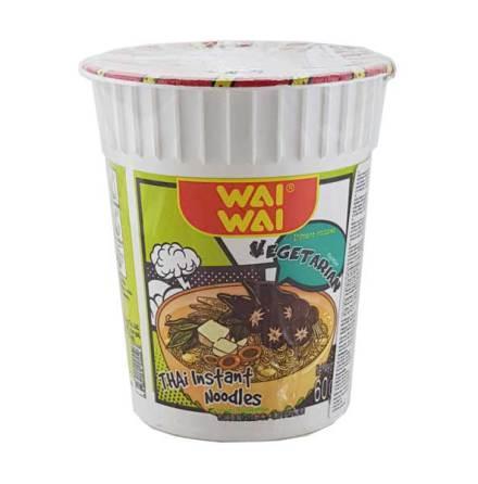 Wai Wai CUP Vegetarian Noodles