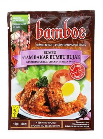 Ayam Bakar Bumbu Rujak 46g Bamboe