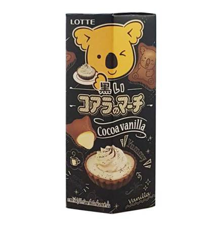 Koala's March Cocoa Vanilla 33g Lotte