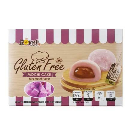 Mochi Taro Gluten Free 210g Royal Family