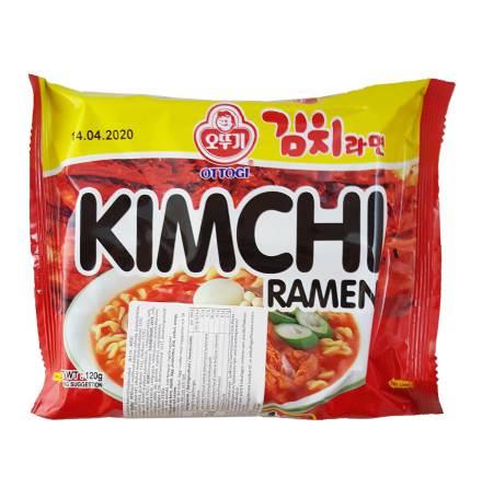 Kimchi Ramen 120g Ottogi
