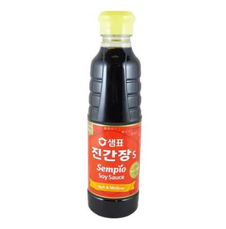 Soy Sauce Jin S 500 ml Sempio
