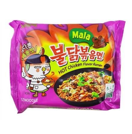 Hot Chicken Ramen Mala 135g Samyang