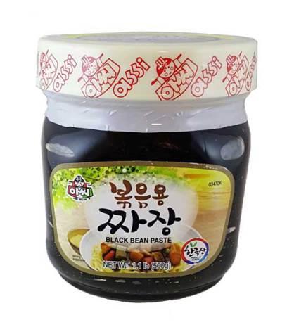 Jjajangmyeon Black Bean Paste 500g Assi