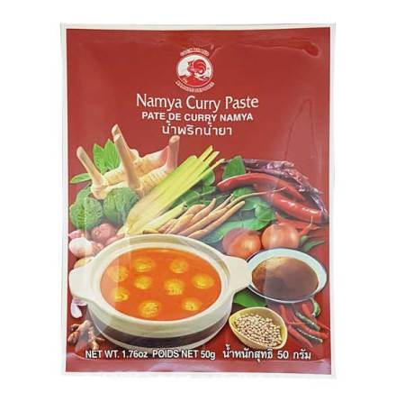 Nam Ya Curry Paste 50 g Cock