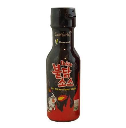 Buldak Hot Chicken Flavour Sauce 200g Samyang