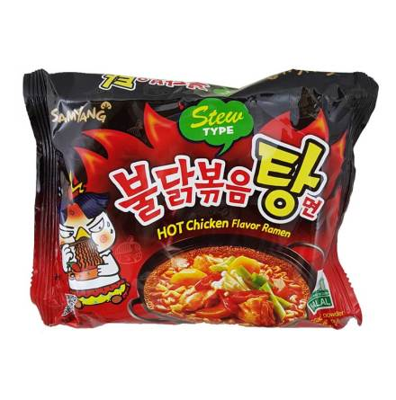 Hot Chicken Ramen Stew 145g Samyang