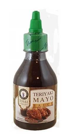 Teriyaki Mayo Sauce 200ml Thai Dancer