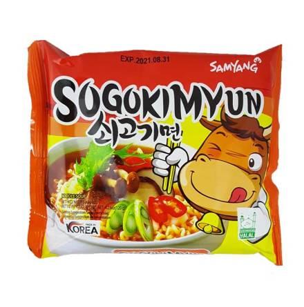 Samyang Sogokimyun Noodle 120 g