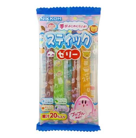 Nikkoh Jelly Stick 80g
