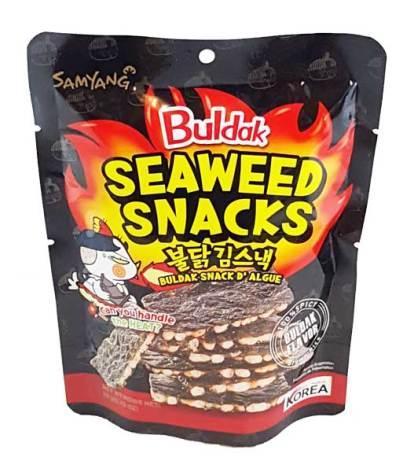 Buldak Seaweed Snacks 20g Samyang