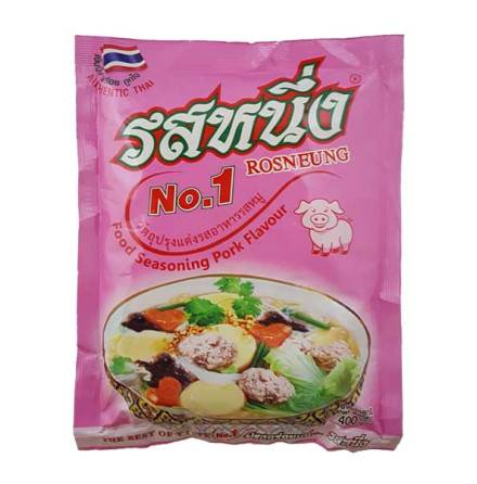 Rosneung Food Seasoning Pork Flavour 400 g