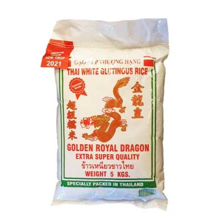 Glutinous Rice Golden Royal Dragon