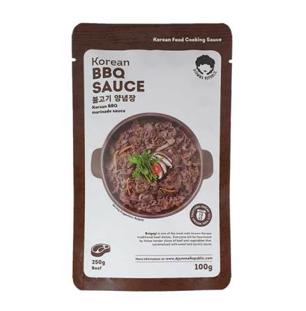 Korean BBQ Sauce 100 g Ajumma Republic