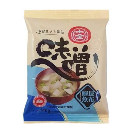 Miso Bonito Kelp 140 g Shih-Chuan