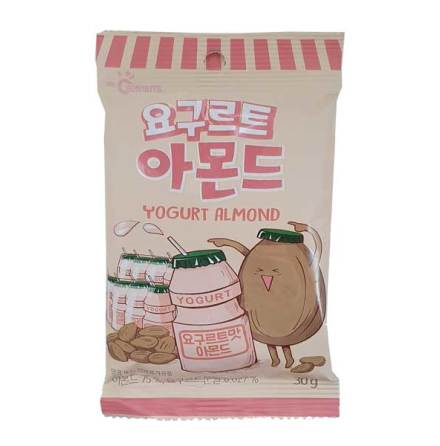 Almond Yogurt 30g Nuts Holic